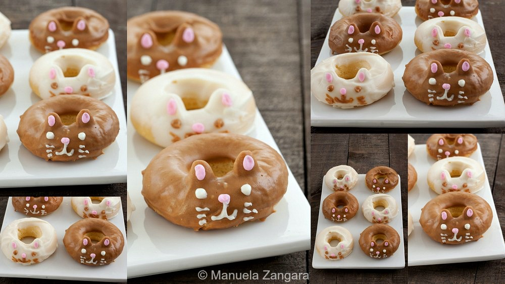 Kitty Cat Doughnuts