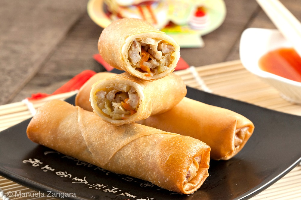 Chicken spring rolls forumfinder Image collections