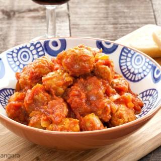 Chorizo en Salsa