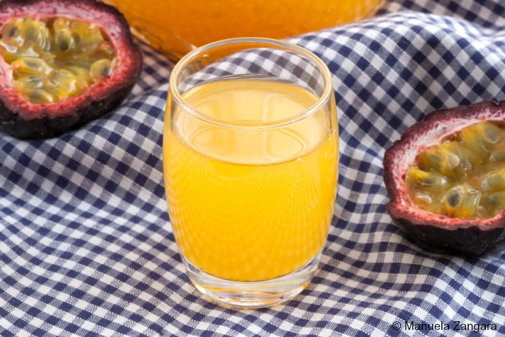 Passion fruit Liqueur