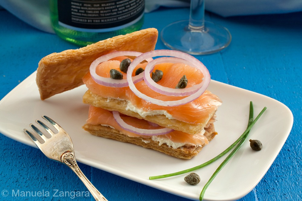 1 Smoked Salmon Mille Feuille 1 (1 of 1)