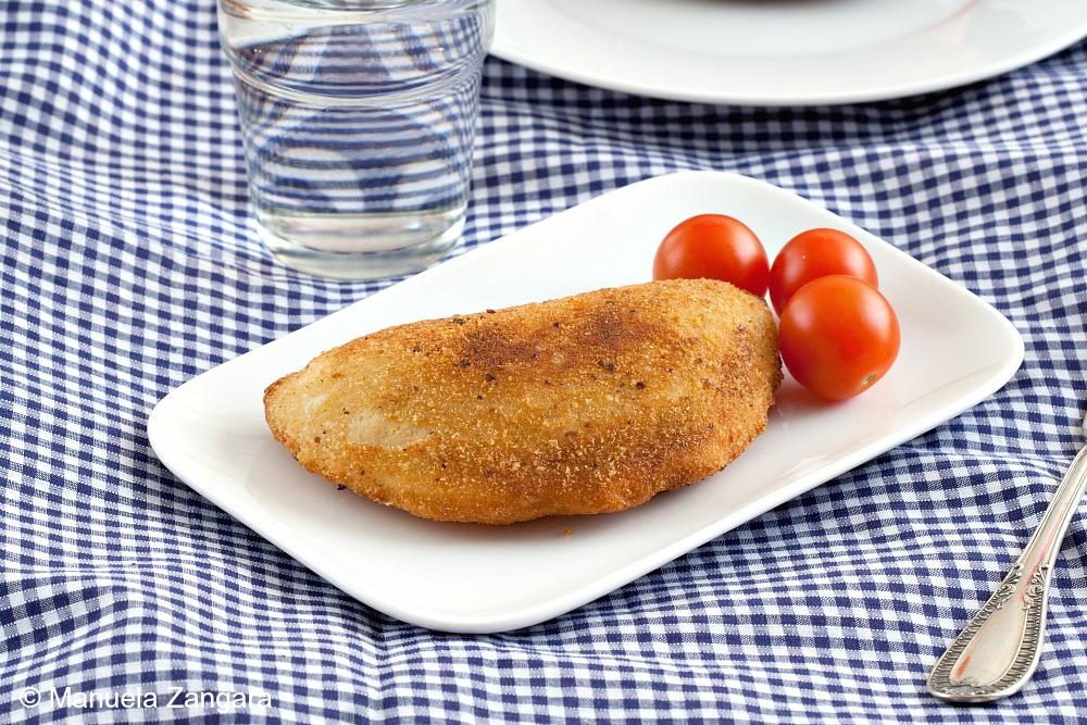 Eggplant Sofficini
