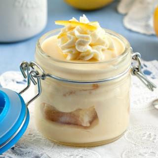 Lemon Delight in a Jar