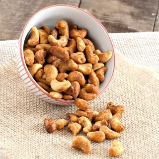 Tahini Honey Roasted Cashews