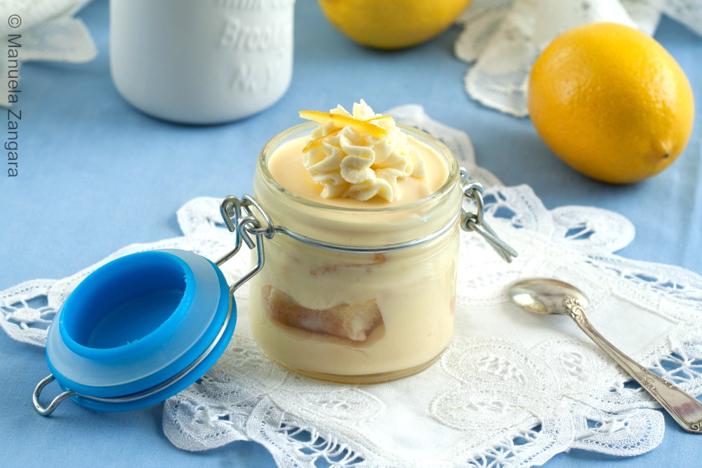 Lemon Delight in a Jar