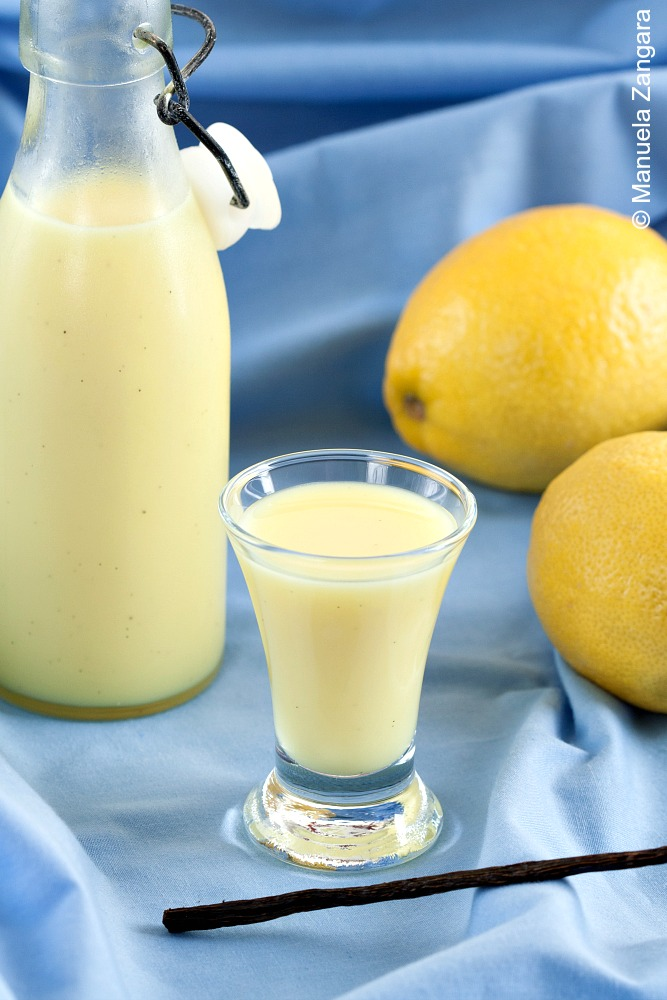 Lemon Vodka Cake Recipe