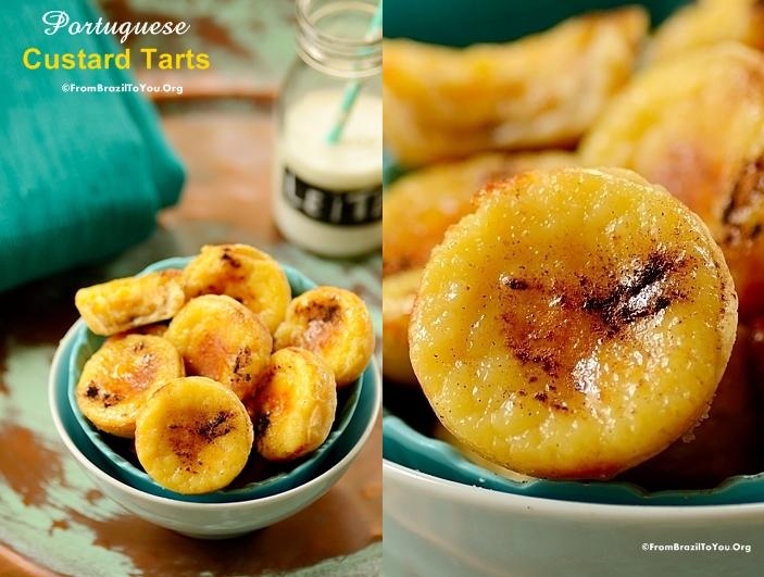 Portuguese Custard Tarts Recipes — Dishmaps