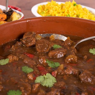 South American Lamb Stew
