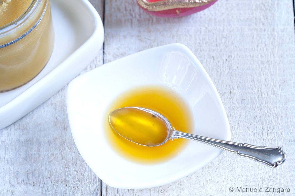 Home-made Ghee
