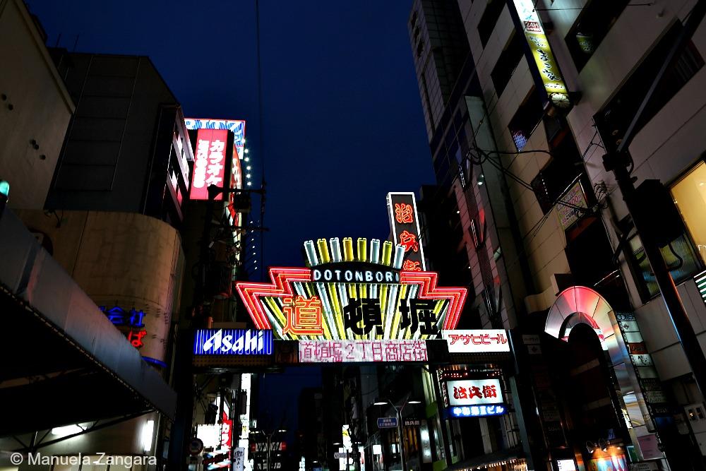 Osaka - Dotonbori