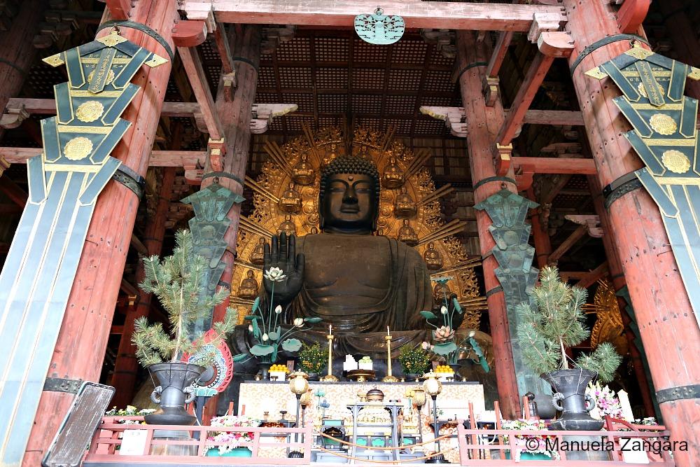 Todaiji - Daibutsu