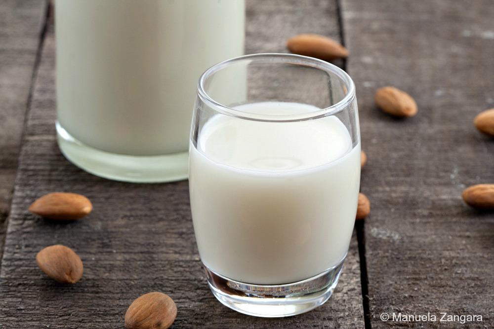 Sicilian Almond Milk
