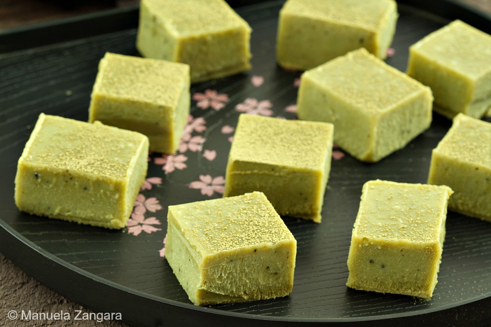 Matcha Nama Chocolates