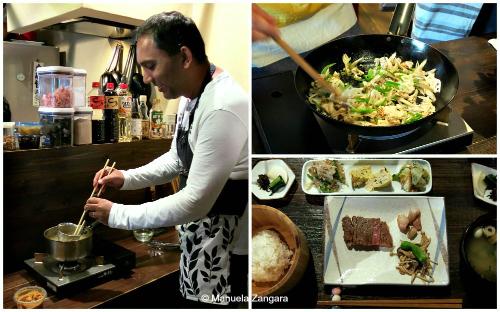Haru Cooking class.Kyoto