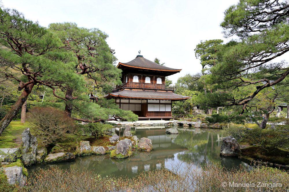 Ginkakuji - Kyoto