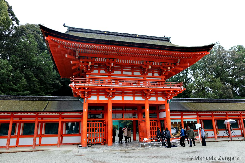 Shimogamo Jinja, Kyoto