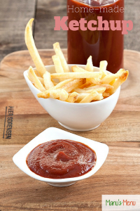 Home-made Ketchup