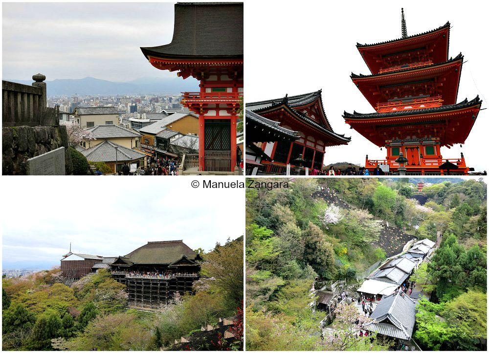 Kiyomizu-dera - Kyoto