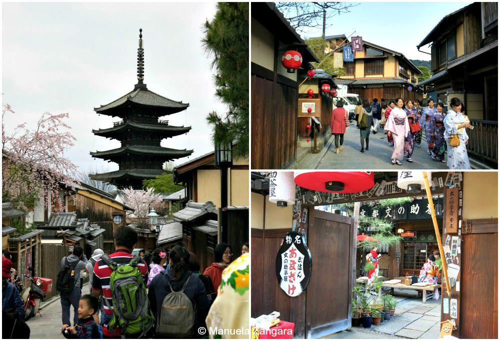 Ninenzaka, Kyoto