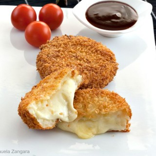 Cheese Korokke #SundaySupper