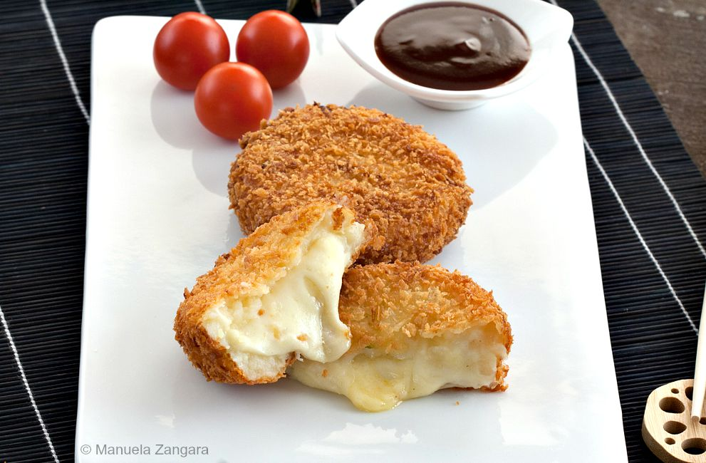 Cheese korokke this week the sunday supper team is sharing asian recipes and as you know i have been sharing a few japanese recipes lately so this weeks theme forumfinder Image collections