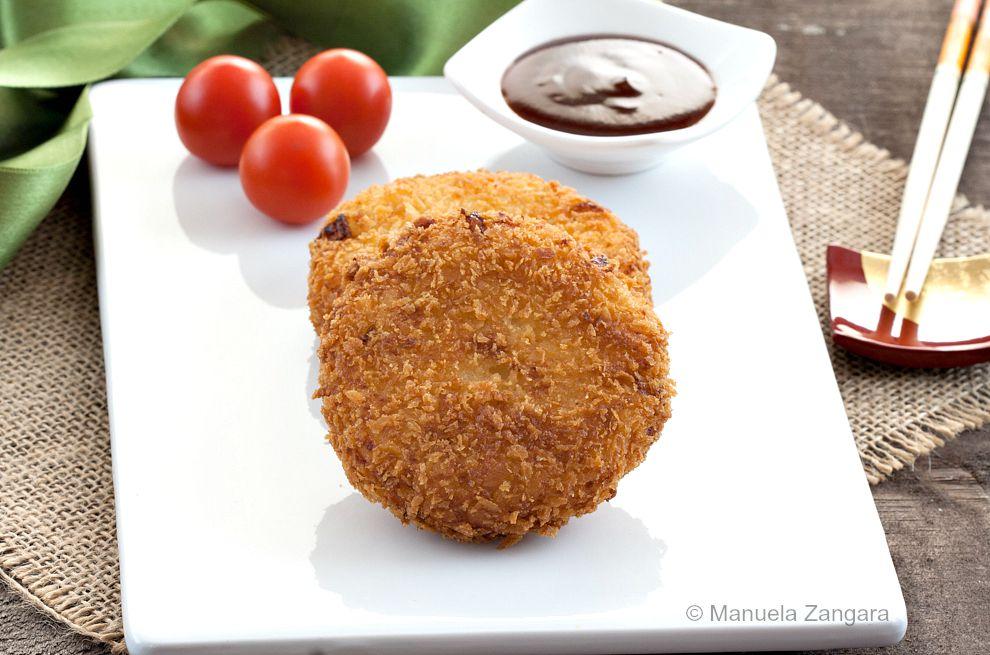 Cheese Korokke