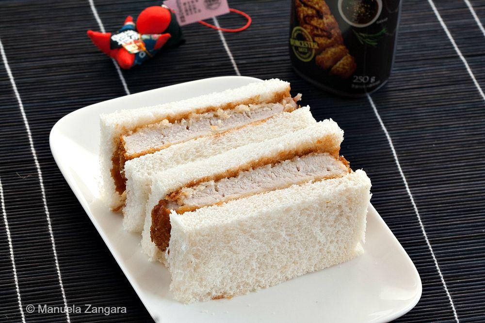 Tonkatsu Sandwich