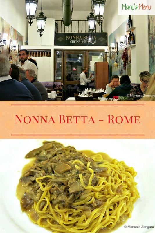 Nonna Betta - Rome
