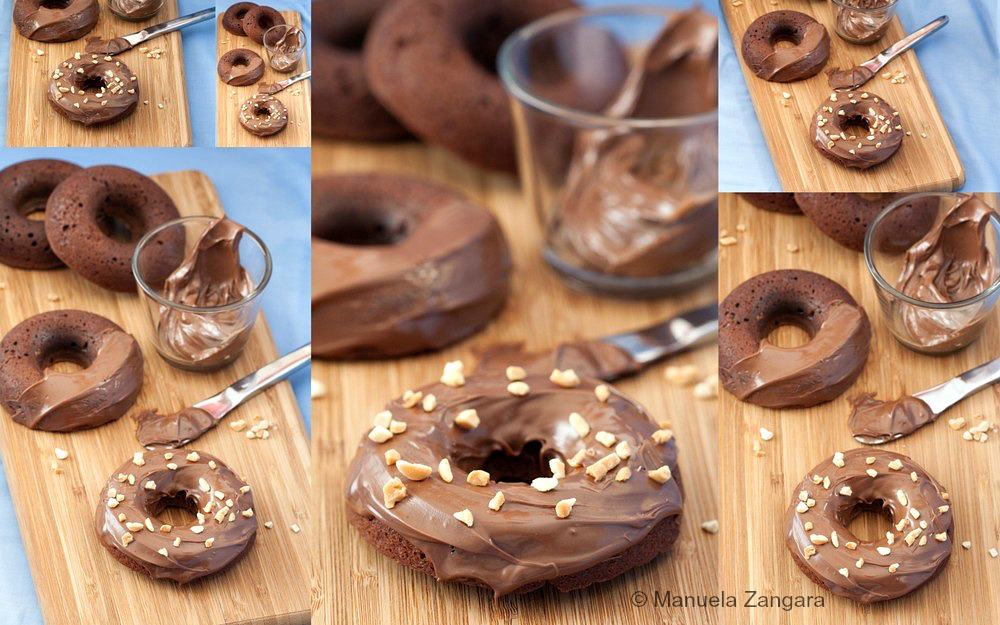 Three-Ingredient Nutella Doughnuts