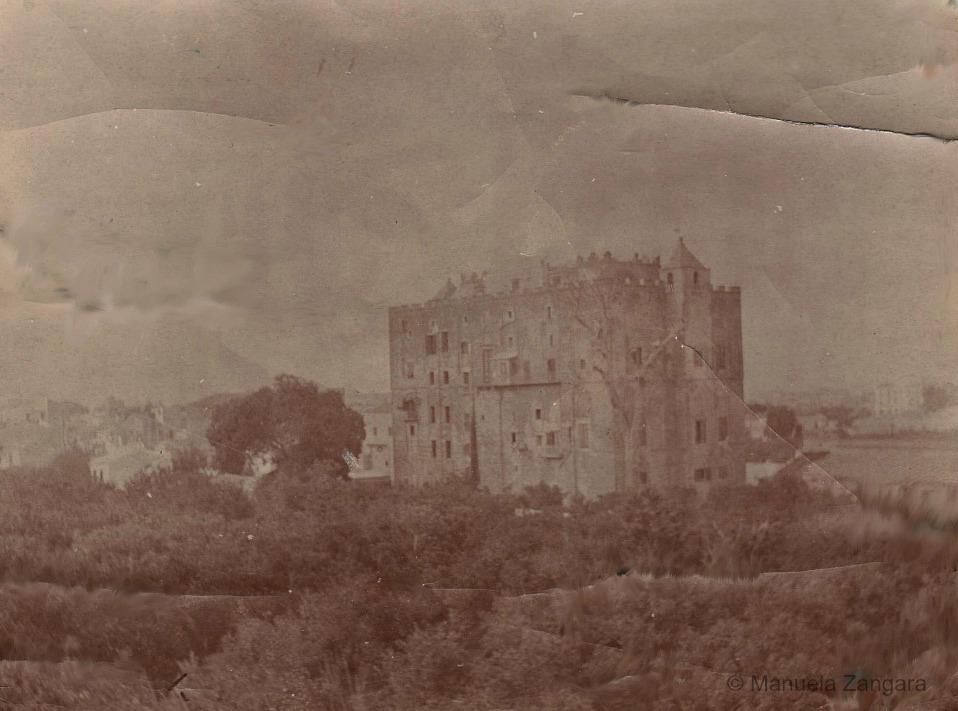 1 Castello della Zisa