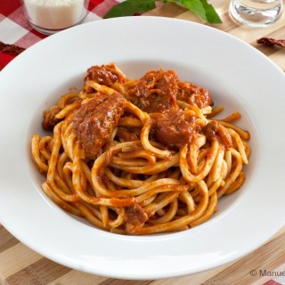 Troccoli with Nonna's Pork Ragu