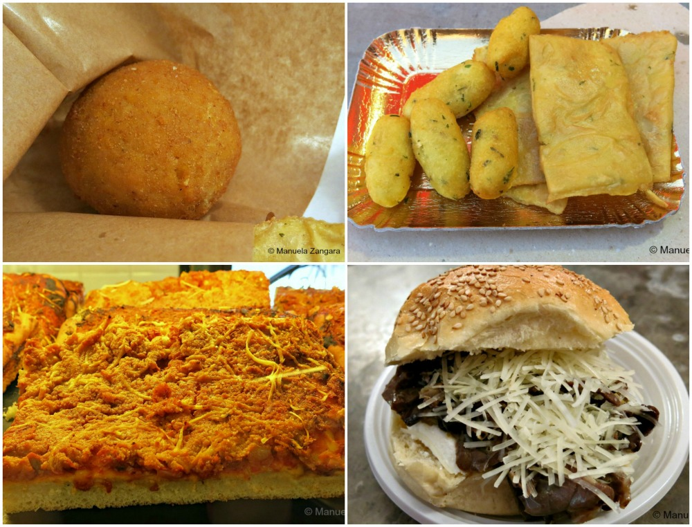 PicMonkey Collage street food