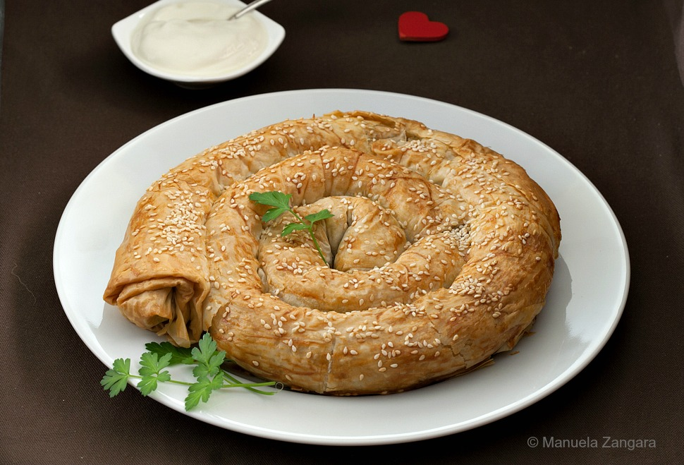 Bosnian burek i grew up in europe during the 90s and the war in the former yugoslavia was very close for us living in italy i had visited croatia as a child forumfinder Choice Image