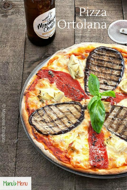 Pizza Ortolana s