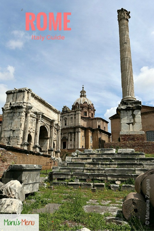 Rome Guide s