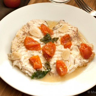 Snapper all'Acqua Pazza