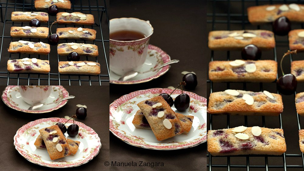 Cherry Financiers