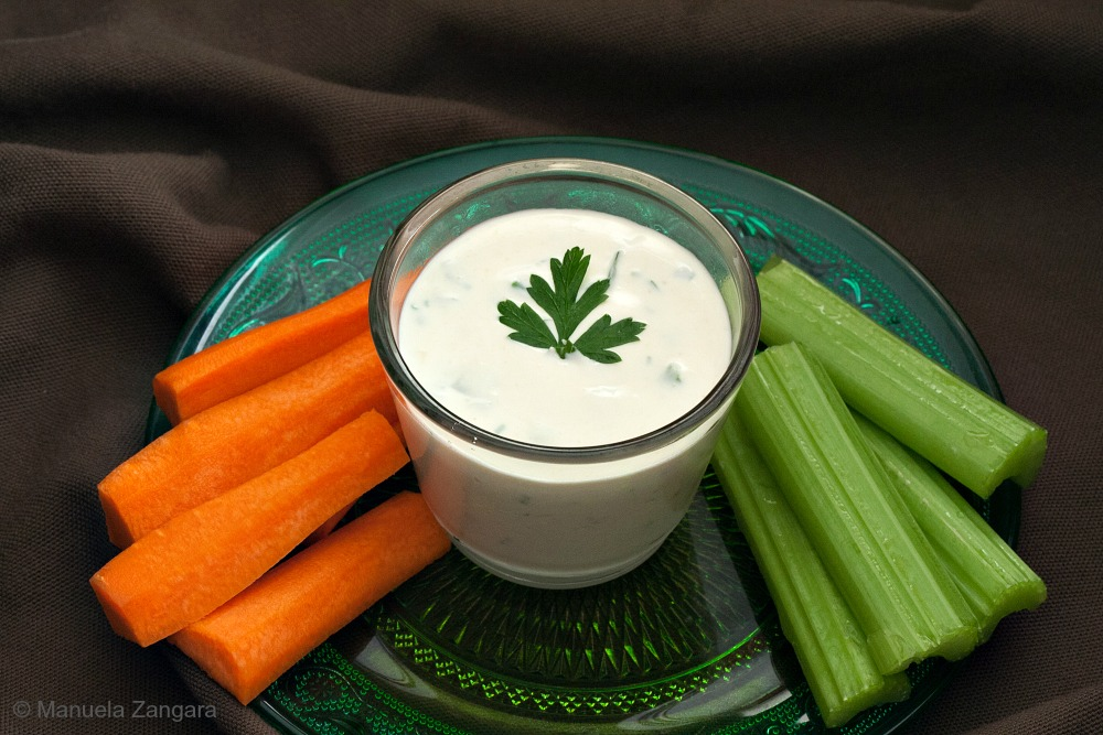 Home-made Ranch Dressing