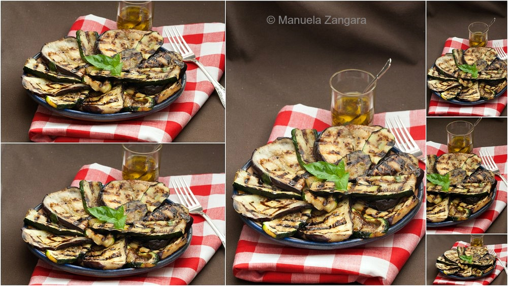 Italian Grilled Vegetables