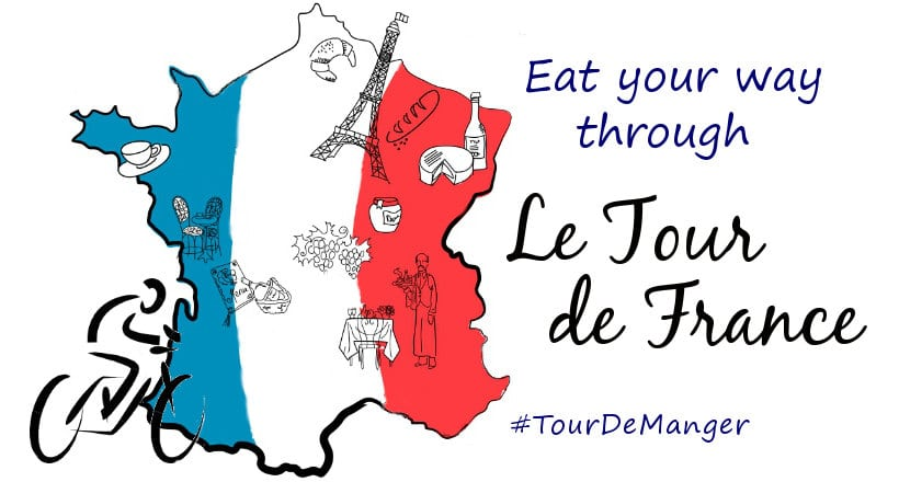 Eat the Tour De France image