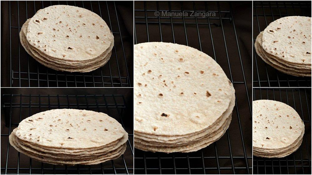 Wholemeal Chapati