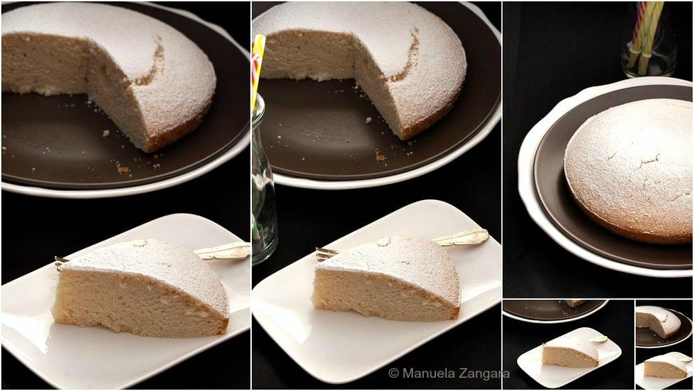 Water-based Vanilla Cake