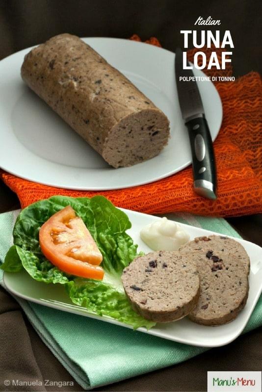 Italian Tuna Loaf
