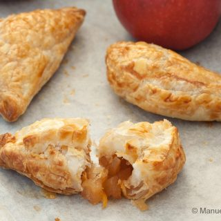Apple Orange Hand Pies