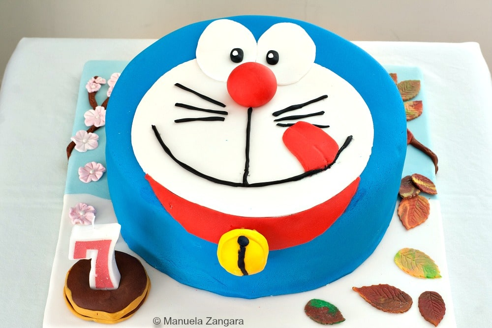 Doraemon Birthday Cake Pictures