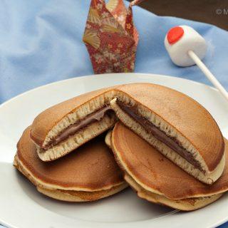 Nutella Dorayaki