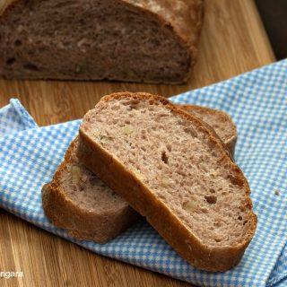 Walnut Spelt Bread