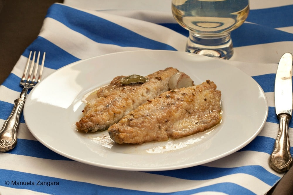 Sicilian Sweet and Sour Mackerel