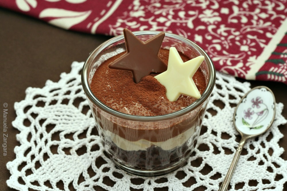 Triple Chocolate Mousse
