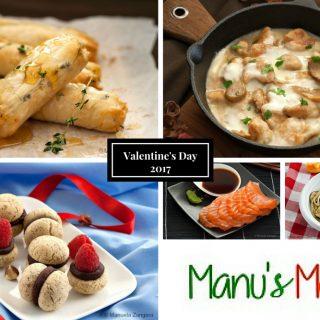 Valentine's Day Recipe Round-up 2017